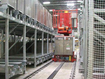 Logistica 4.0: Rafturile automatizate duc la creșterea productivității
