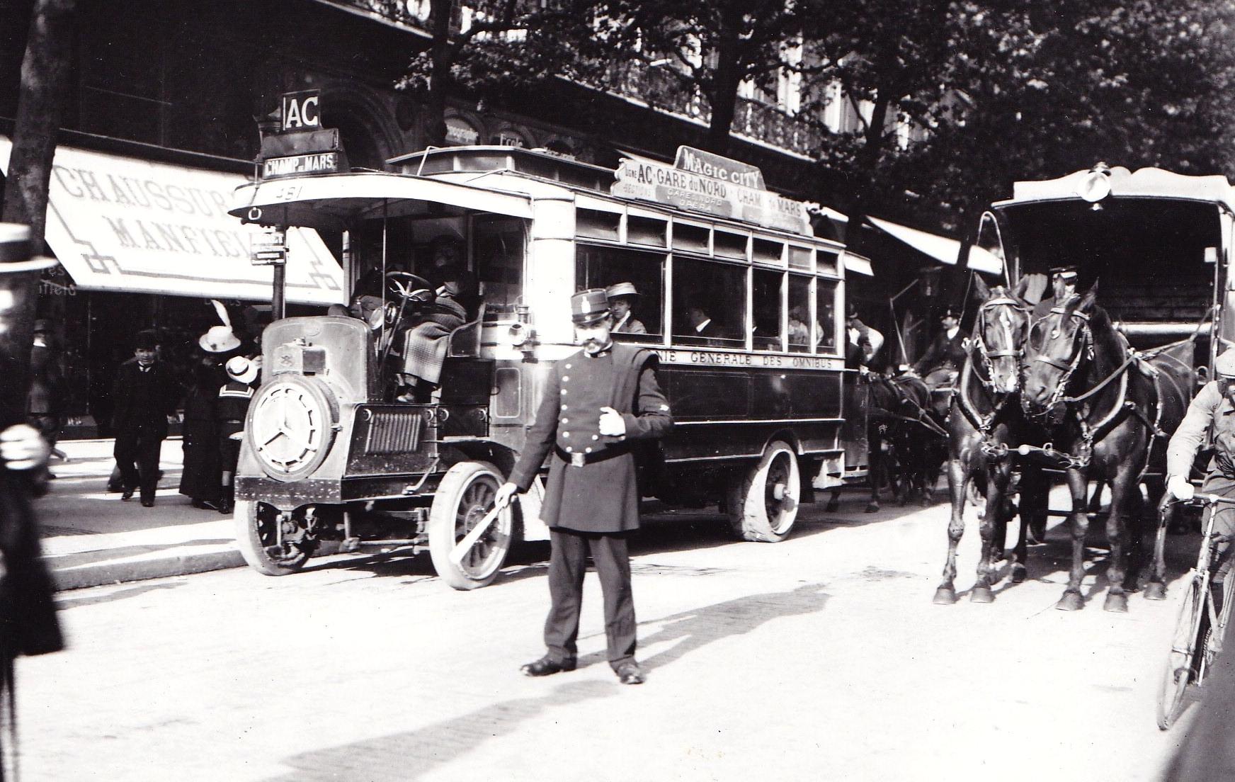 Historia transportu – odcinek 11. Na co najwięcej wydawali pierwsi przedsiębiorcy autobusowi?
