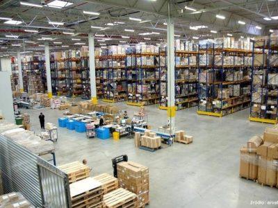 Logistikos centrų plėtra krautuvų poreikį išaugino daugiau nei 10 kartų