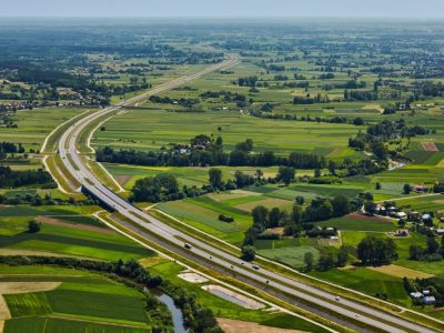 TransINSTANT: Trzy nowe odcinki Via Carpatia | Zmiana organizacji ruchu na dk16 w stronę Olsztyna | Hiszpańska autostrada darmowa od 1 grudnia