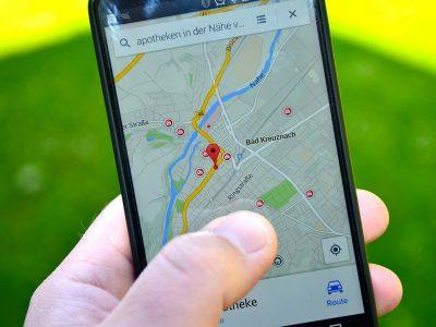 Google Maps ändert die Art und Weise der Standortangabe? Benutzer sind überrascht