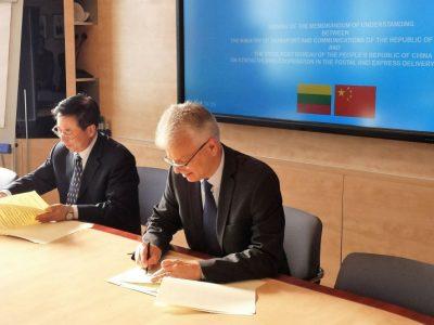 InfoTRUMPAI: Lietuvos ir Kinijos bendradarbiavimas | Nauja informavimo tvarka Baltarusijos muitinėje | Lietuva tapo EBPO nare