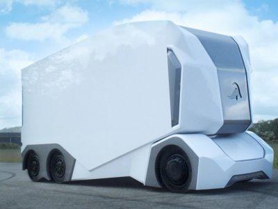 Kamionos távmunka? Nem vicc: a svéd startup távoli teherautó-operátort keres