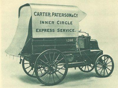 Transporto istorija – 8 dalis. Sunkvežimiai vietoj arklių