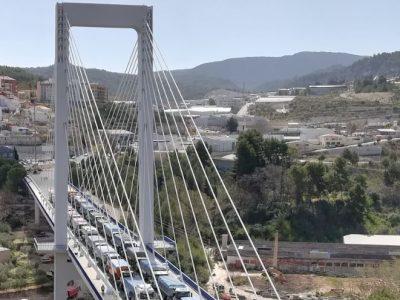 Trans.INSTANT: Un pod va fi redeschis în Spania | Lipsă acută de locuri de parcare în Hesse | O nouă idee pentru atragerea șoferilor în Aragón