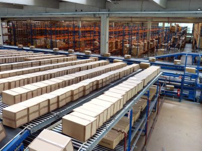 Logistics 4.0 in practice. How automated sorter increased warehouse efficiency
