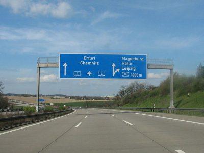 Nauji draudimai lenkti sunkvežimiams Saksonijoje