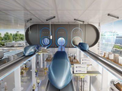 Miliardarul Richard Branson investește într-o companie de transport care utilizează tehnologia hyperloop