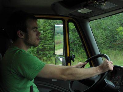 Eine schockierende Umfrage unter Berufskraftfahrern. Mehr als ein Viertel gibt zu, am Steuer eingeschlafen zu sein