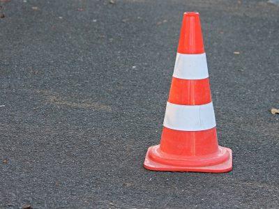 Straße in Mecklenburg-Vorpommern sackt ab