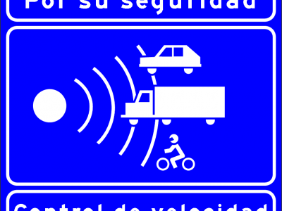 How much can you exceed the speed limit in Spain and not be caught by a safety camera?