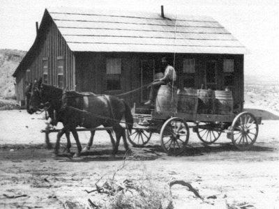 Historia transportu – odcinek 13. Po dwa dolary dla konia, furmana i firmy