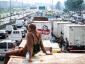 Gigantiškas Brazilijos vežėjų protestas: naujos prezidento lengvatos, kareiviai išreiškia palaikymą