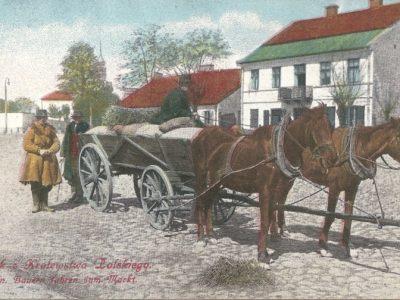 Transporto istorija – 11 dalis. Po du JAV dolerius arkliui, vežėjui ir įmonei