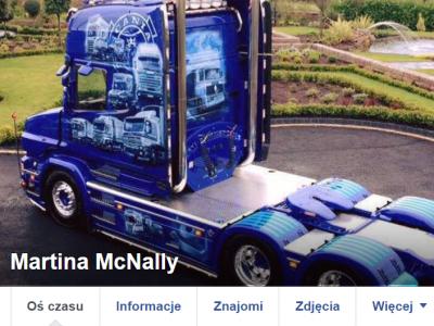 21-letnia truckerka i jej Scania podbijają drogi. Niesamowity duet, który zachwyca nie tylko w Irlandii