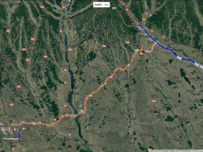 Licitațiile pentru execuția tronsoanelor 3 și 4 ale Drumului Expres Craiova-Pitești sunt foarte aproape de anulare