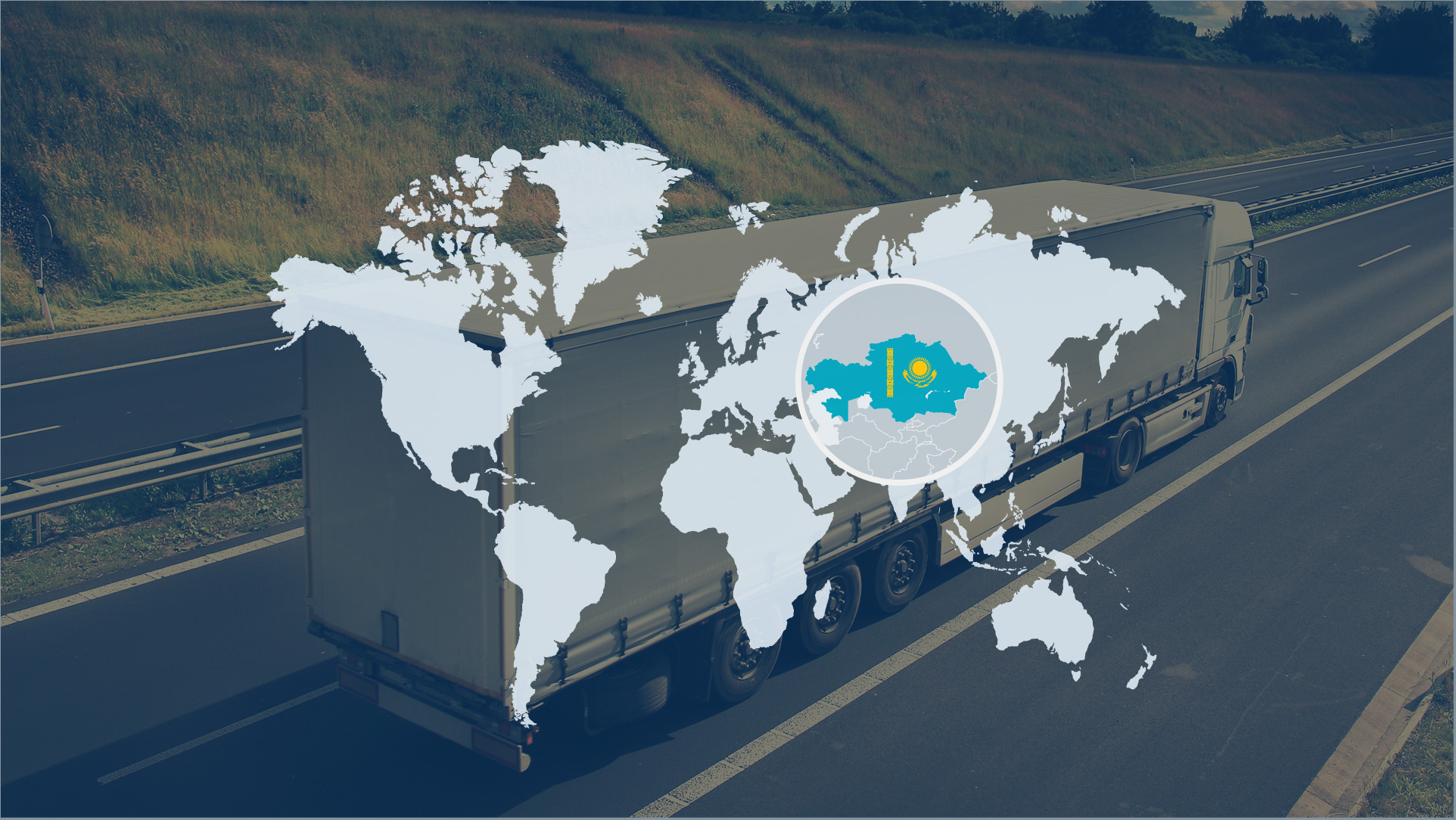 Dobra wiadomość dla polskich przewoźników – Kazachstan zwiększa przewozy do Europy