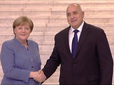 Premierul bulgar nu i-a convins pe Merkel și Macron. Transportatorii bulgari protestează.