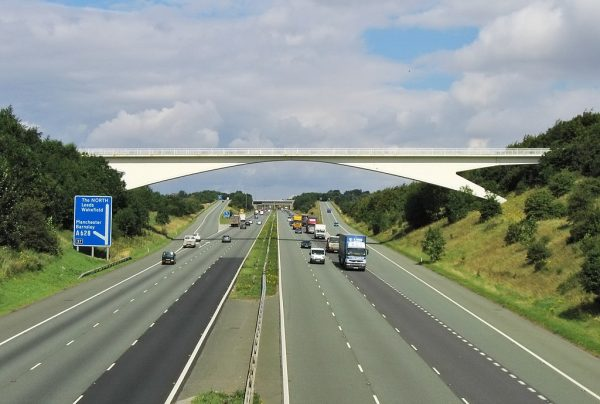 One of the busiest British highways will be closed over the weekend. Expect significant delays