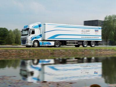 100 km de autonomie: Un nou camion electric își face loc pe piață