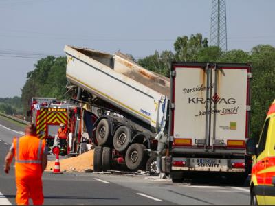 W tragicznym wypadku zginęło dwóch truckerów, a ich koledzy po fachu nagrywali filmik. Grożą im dwa lata więzienia