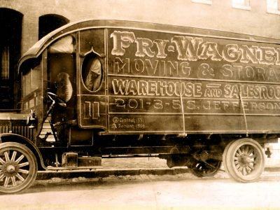 History of transport – part 12. The first trucks broke down as a result of … frost