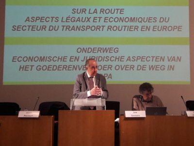 Sąjungos nariams iš Vakarų Europos nepatinka Mobilumo Paketo projektas. Eina kalba apie vairuotojų darbo laiką