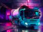 TransINSTANT: Kolejna elektryczna ciężarówka ze Szwecji | Objazdy dla ciężarówek z powodu remontu mostu