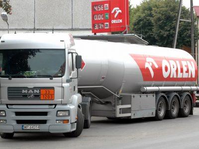 Rosja ogranicza transport ładunków ADR. Zakaz potrwa do końca mundialu