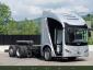 Ispanai ruošiasi e-sunkvežimių gamybai. Pasikraus su tramvajų linija.
