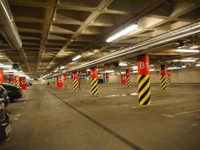 Automobilių stovėjimo aikštelė kaip logistikos centras? Netrukus prasidės bandomasis projektas Štutgarte