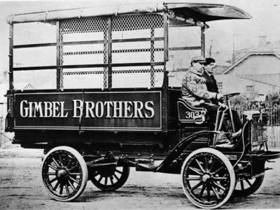 Transporto istorija – 12 dalis. Sunkvežimis, vis dėlto pigesnis nei arklys