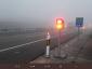 Spania: Un nou sistem de avertizare va ajuta șoferii să circule pe timp de ceață