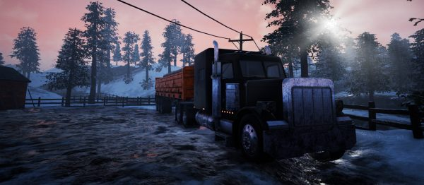 Powstanie gra, w której prowadzisz ciężarówkę i… walczysz o przetrwanie