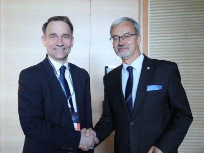 Lietuvos ir Lenkijos bendradarbiavimas apibrėžiant būsimąjį ES transporto biudžetą