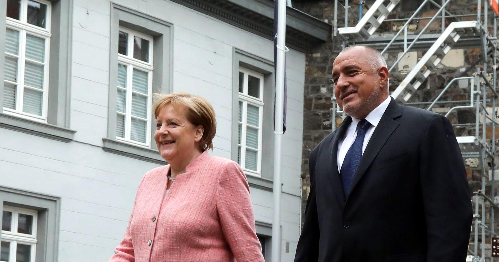 Bułgarscy przewoźnicy będą dziś protestować. Premier Borisow nie przekonał Merkel i Macrona