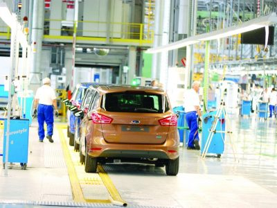 Ford anunță o nouă investiție în România. Valoarea acesteia: 200 milioane euro