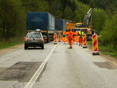 Restricții de trafic pe DN 5 și DN 21 A în următoarele săptămâni