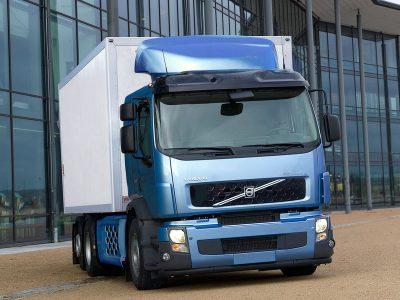 A Volvo egy újabb elektromos teherautót mutatott be