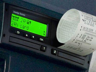 Kokius duomenis pateikia išmanūs tachografai nuotolinio tikrinimo metu? Vokietijos institucija pateikė sąrašą