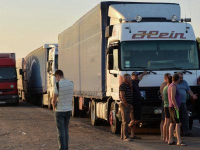Este posibil să depășești greutatea maxim admisă cu…162 de tone? Se pare că în Ucraina nu este o problemă prea mare