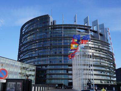 Lietuvos vežėjai protestuos prie Europos Parlamento