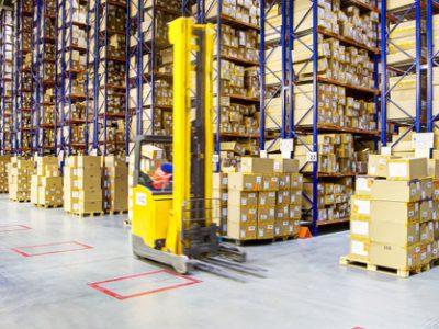 Doar una din douăzeci de companii de logistică profită din plin de potențialul IT
