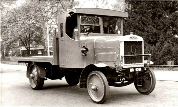 History of transport – part 14. How the army paid extra for trucks