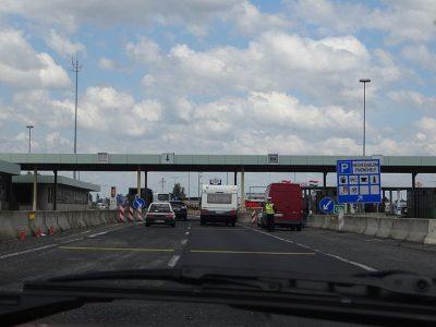 TransINSTANT: útkarbantartás a német A1-en; osztrák határellenőrzés