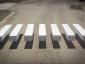 Az első spanyol 3D-s zebra. Jobb, mint a fekvőrendőr?
