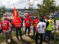 Frankreich: 600 km Stau aufgrund des Protests von LKW-Fahrern