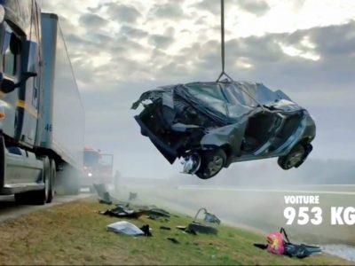 Kuo gresia sunkvežimių nepaisymas kelyje – du filmai, kurie veikia vaizduotę