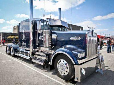 Expoziție de camioane în SUA. Iată cum arată cele mai interesante modele.