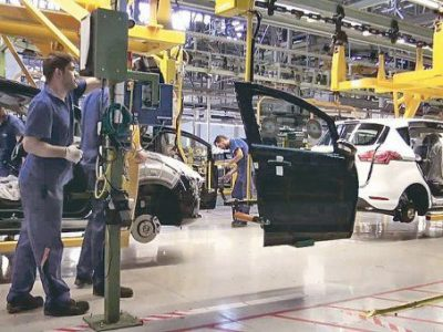 Ford anunță cel mai bun rezultat din ultimii zece ani pentru fabrica de la Craiova